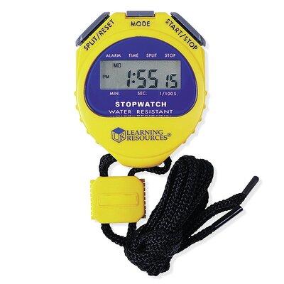 Big Digit Stopwatch 01 Second Incr LER0525