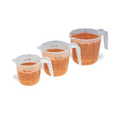 3 Piece Liquid Measures  Pint and Quart LER0316