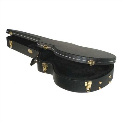 Premier Hardshell Wood Semi-Acoustic Guitar Case