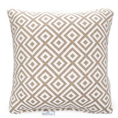 Elements Burlap Outdoor Pillow Product Type: Throw Pillow