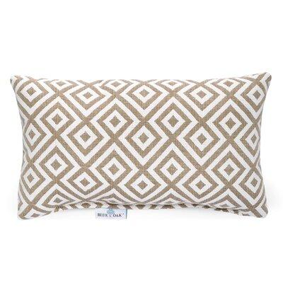 Elements Burlap Outdoor Pillow Product Type: Lumbar Pillow
