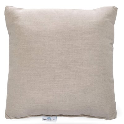 Cast Lagoon Outdoor Pillow Color: Beige, Product Type: Throw Pillow