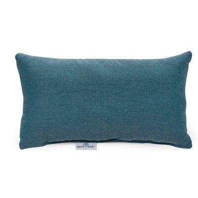 Cast Lagoon Outdoor Pillow Color: Teal, Product Type: Lumbar Pillow