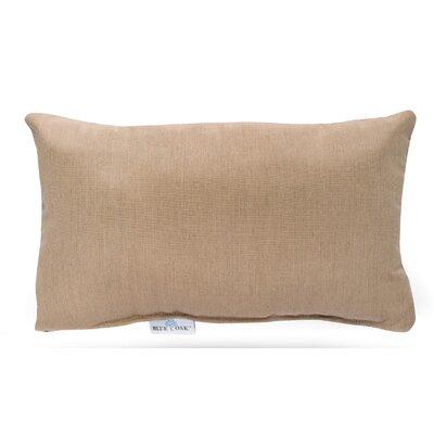 Cast Lagoon Outdoor Pillow Color: Tan, Product Type: Lumbar Pillow