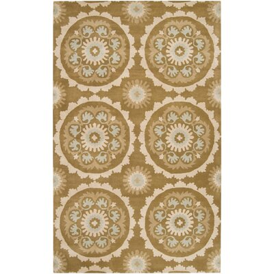 Mosaic Area Rug Rug Size: Rectangle 5 x 8