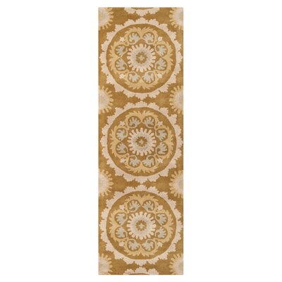 Mosaic Area Rug Rug Size: Runner 26 x 8