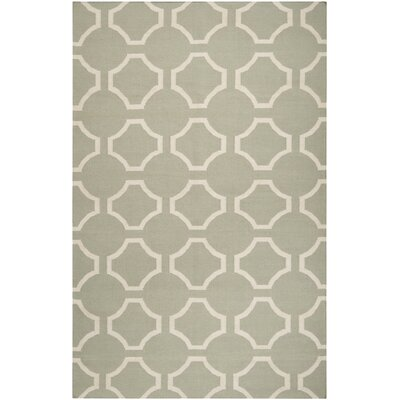 Fallon Seafoam Area Rug Rug Size: Rectangle 2 x 3