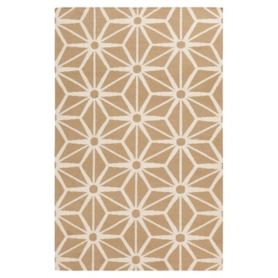 Fallon Toast Area Rug Rug Size: Rectangle 2 x 3