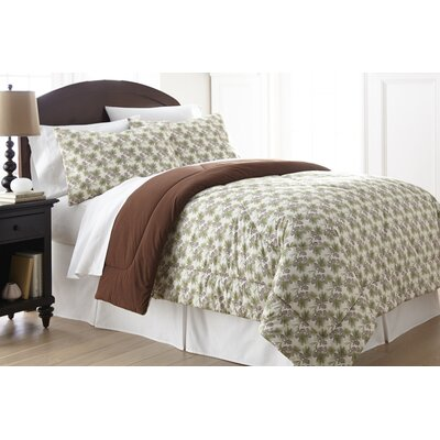 Micro Flannel Comforter Set Size: Full / Queen