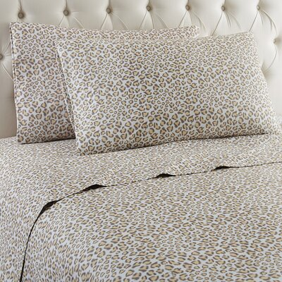 Micro Flannel� Sheet Set Size: Queen