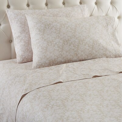 Sheet Set Color: Taupe, Size: California King
