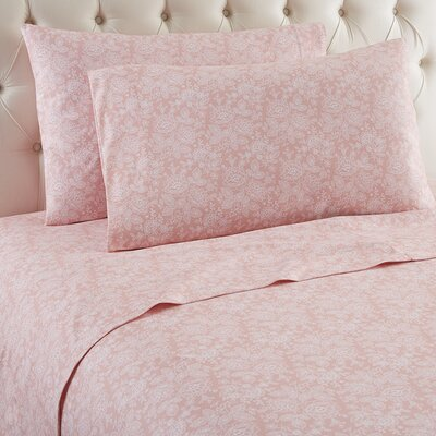 Sheet Set Size: Queen, Color: Rose