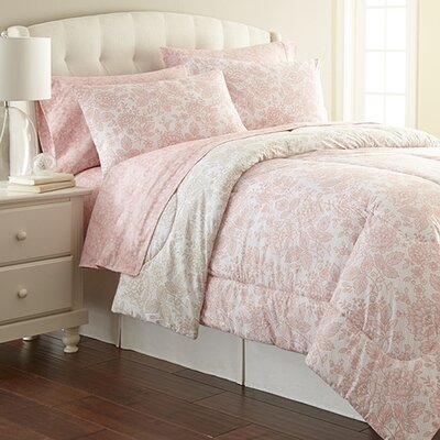 3 Piece Comforter Set Size: Full / Queen