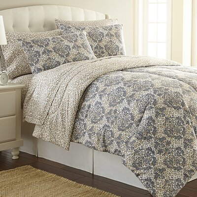 Comforter Set Size: King/California King MFNCMKGLED