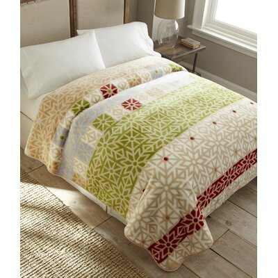 Hi Pile Luxury Coverlet