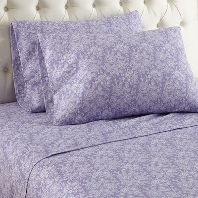 Noran Enchantment Cotton Sheet Set Size: California King