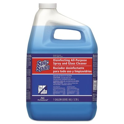 PROCTOR & GAMBLE Spic and Span Disinfecting All-Purpose Spray and Glass Cleaner (Pack of 3) at Sears.com