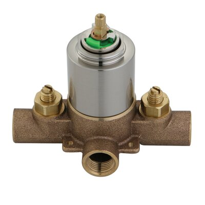 Tub Valve and Shower Finish: Satin Nickel