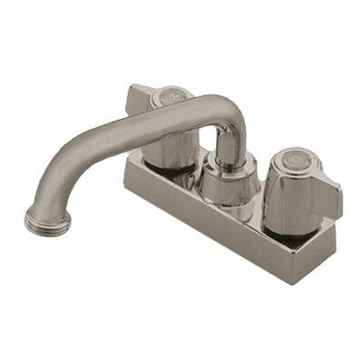 Double Handle Bathroom Faucet Finish: Satin Nickel