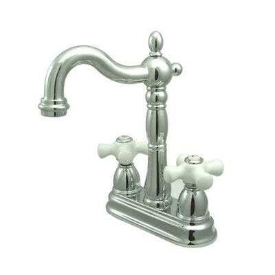 Heritage Bar Faucet Finish: Polished Chrome