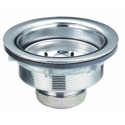 Basket Strainer with Nut