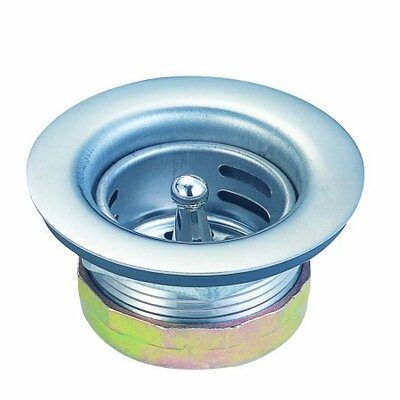 Duo Strainer For Bar Sink with Nut