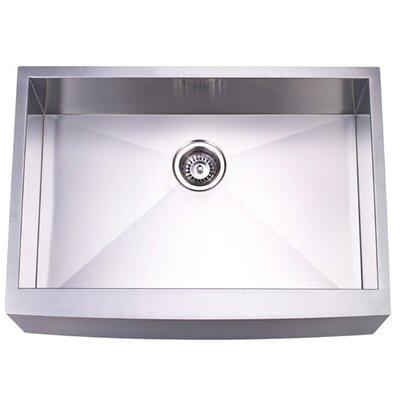 Denver 30 x 21 Undermount Single Bowl Kitchen Sink