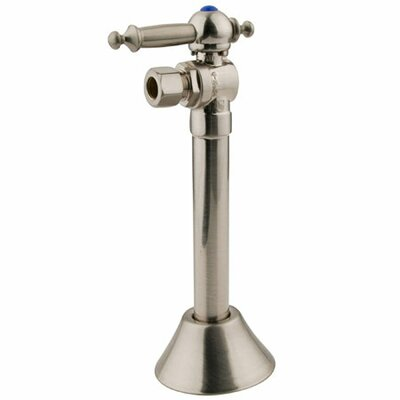 Made to Match Turn Valve with Templeton Lever Handles Finish: Satin Nickel
