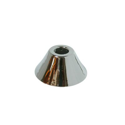 Decorative Escutcheon Bell Flange Finish: Polished Chrome