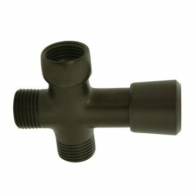 Shower Diverter Finish: Oil Rubbed Bronze