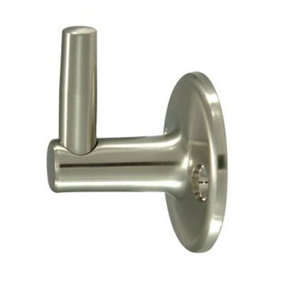Pin Wall Bracket Finish: Satin Nickel