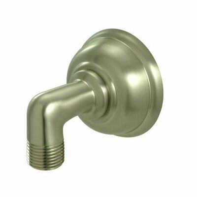 Classic Supply Elbow Finish: Satin Nickel