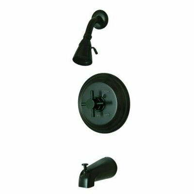Thermostatic Tub and Shower Faucet Trim Finish: Oil Rubbed Bronze