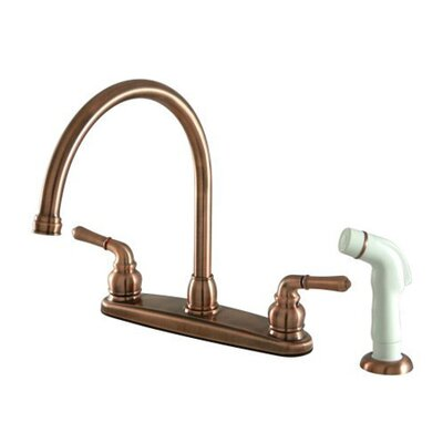 Magellan Hot & Cold Water Dispenser Finish: Antique Copper