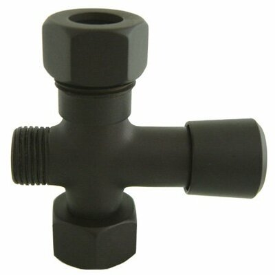 Hot Springs Shower Diverter Finish: Oil Rubbed Bronze