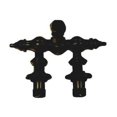 2.13 Faucet Body Finish: Oil Rubbed Bronze