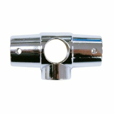 5 Hole Shower Ring Connector Finish: Chrome