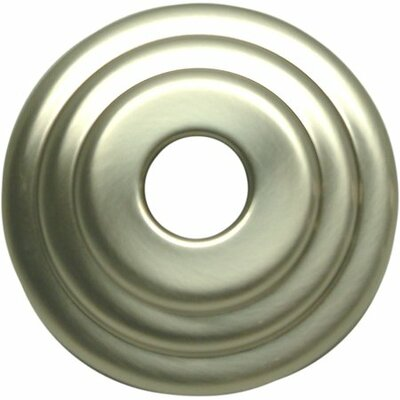 Decorative Escutcheon Finish: Satin Nickel