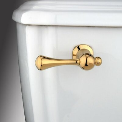 Decorative Buckingham Tank Lever Arm Finish: Polished Brass