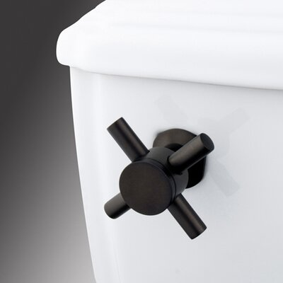 South Beach Toilet Tank Lever Finish: Oil Rubbed Bronze