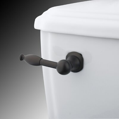 Decorative Knight Tank Lever Finish: Oil Rubbed Bronze