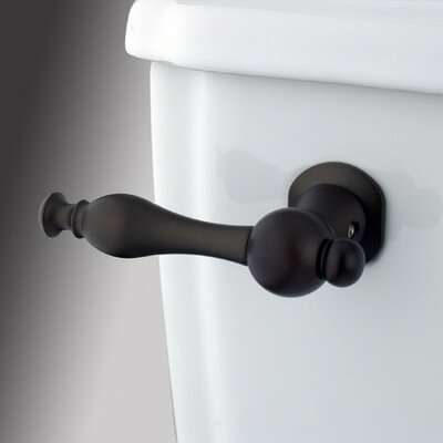 Madison Decorative Naples Tank Lever Finish: Oil Rubbed Bronze