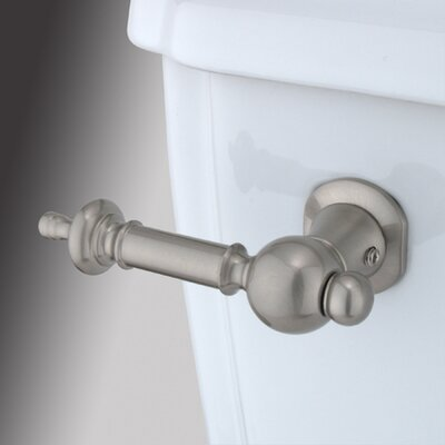Decorative Templeton Tank Lever Arm Finish: Satin Nickel
