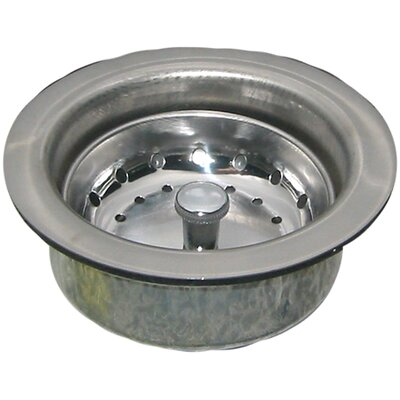 Double Cup Basket Strainer EN52004