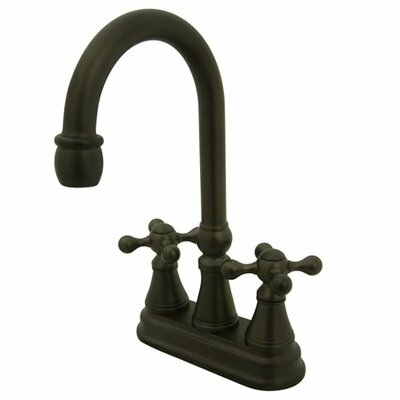 Madison Hot & Cold Water Dispenser Finish: Oil Rubbed Bronze
