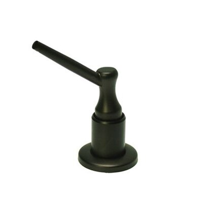Decorative Soap Dispenser Finish: Oil Rubbed Bronze