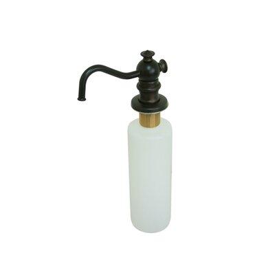 Decorative Soap Dispenser Finish: Oil Rubbed Bronze
