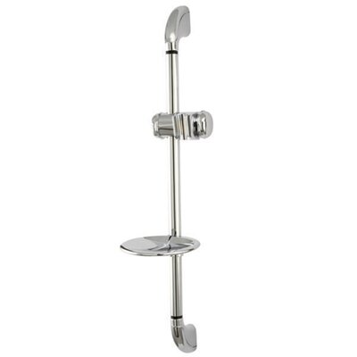 Slide Bar Shower Kit Finish: Chrome