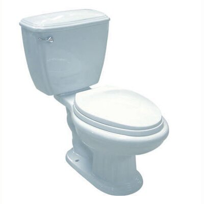Ecoline Close Coupled Elongated Two-Piece Toilet
