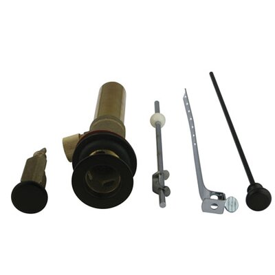 "Elements of Design 8.25"" Trim Conversion Kit Drain - Finish: Oil Rubbed Bronze at Sears.com"